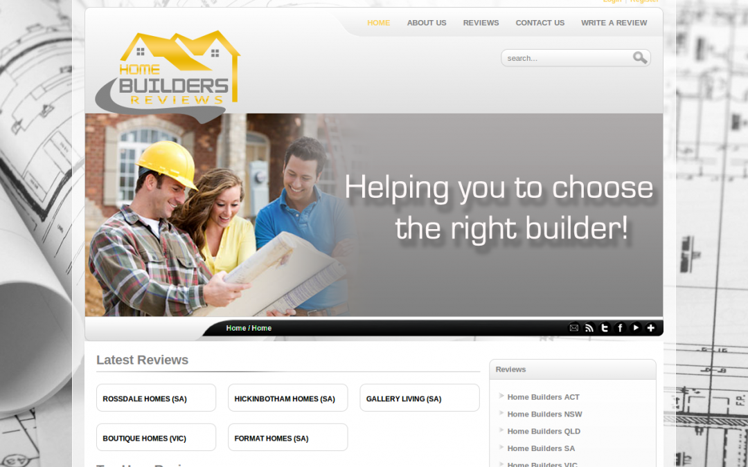 Home Builders Reviews