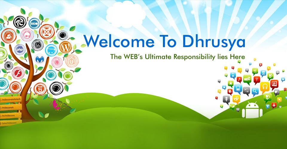 Welcome To Dhrusya